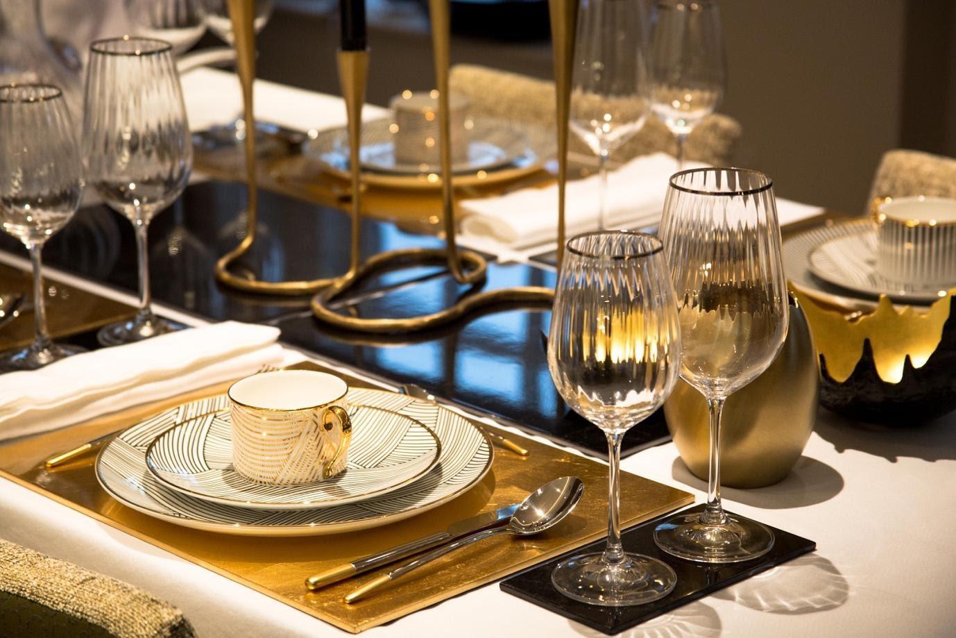 Luxury Table mats, Posh Trading London